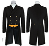 Pikeur Men's Dressage Tail Coat Shadbelly - Cool Wool