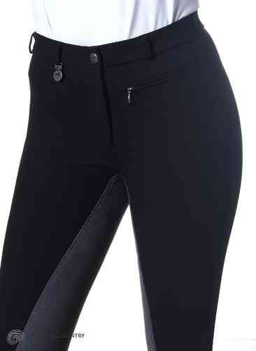 Pikeur Lugana Contrast Breeches - 79 Micro Fabric