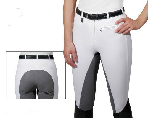 Pikeur Lugana Contrast Breeches - Special Offer
