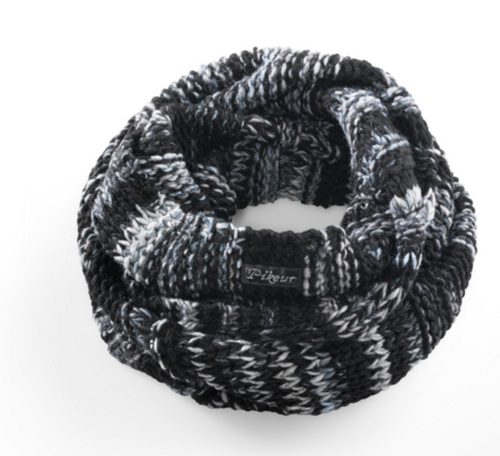 Pikeur Multicolour Knitted Loop Scarf