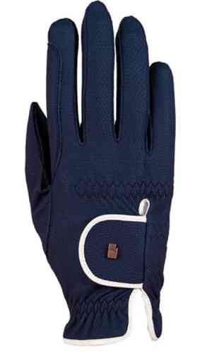 Roeckl Chester Two Tone Riding Gloves