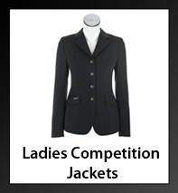 Competition Jackets - Ladies